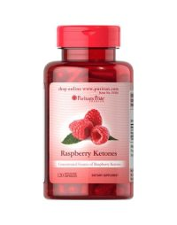 048864215ec Puritan s Pride Raspberry Ketones 100 mg   120 Rapid Release Capsules